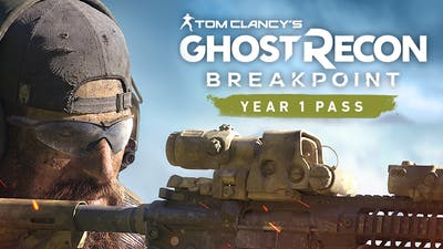 Tom Clancy's Ghost Recon Breakpoint - Year 1 Pass - DLC