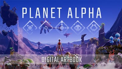 PLANET ALPHA - Digital Artbook