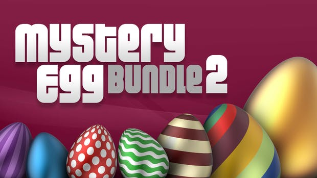 Mystery Egg Bundle 2 PC Digital Download Mystery Key 1