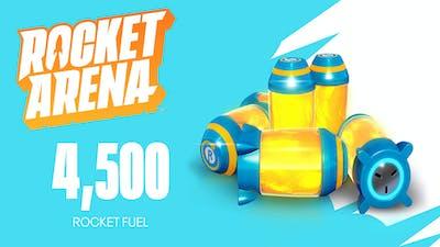 ROCKET ARENA - 4500 ROCKET FUEL - DLC