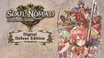 Soul Nomad & the World Eaters - Digital Deluxe Edition