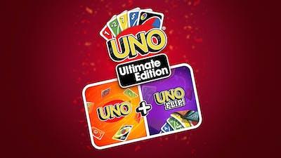 UNO® Ultimate Edition: UNO + UNO® Flip!