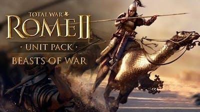 Total War: ROME II - Beasts of War Unit Pack DLC
