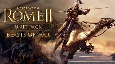 Total War: ROME II - Beasts of War Unit Pack DLC