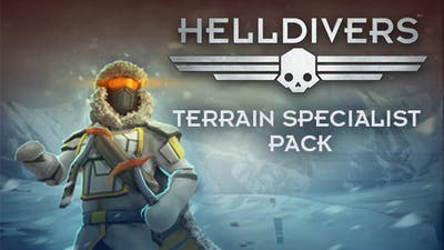 HELLDIVERS - Terrain Specialist Pack