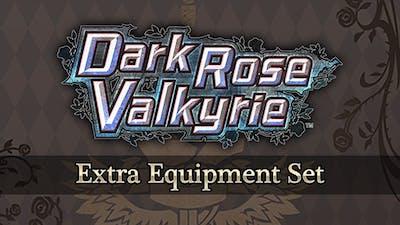 Dark Rose Valkyrie: Extra Equipment Set