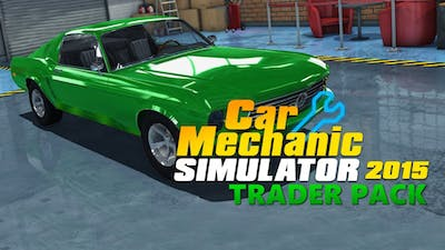 Car Mechanic Simulator 2015 - Trader Pack DLC