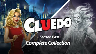 CLUE/CLUEDO: COMPLETE COLLECTION