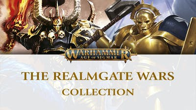 Warhammer Age of Sigmar: The Realmgate Wars Collection