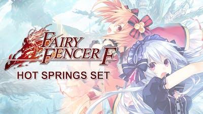 Fairy Fencer F: Hot Springs Set DLC
