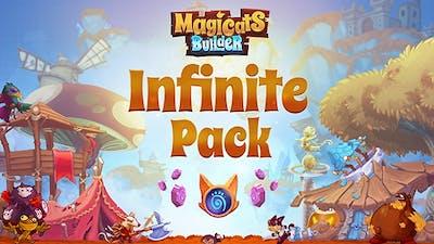 MagiCats Builder - Infinite Pack DLC