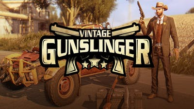 Dying Light - Vintage Gunslinger Bundle