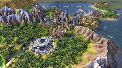 Sid Meier's Civilization VI Gold Edition   Linux Mac Steam Game