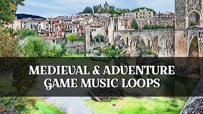 Medieval and Adventure Game Music Loops