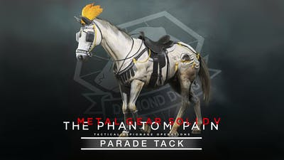METAL GEAR SOLID V: THE PHANTOM PAIN - Parade Tack - DLC