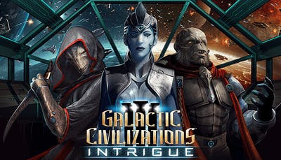 Galactic Civilizations III: Intrigue Expansion - DLC