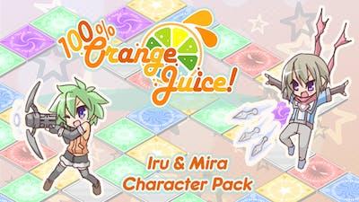 100% Orange Juice - Iru & Mira Character Pack - DLC
