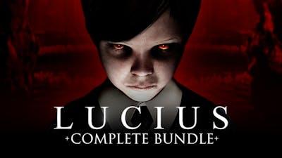 Lucius Complete Bundle