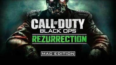 Call of Duty: Black Ops - Rezurrection Mac Edition