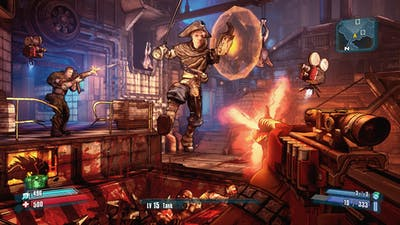 Borderlands 2: Headhunter 2: Wattle Gobbler DLC | Linux Mac