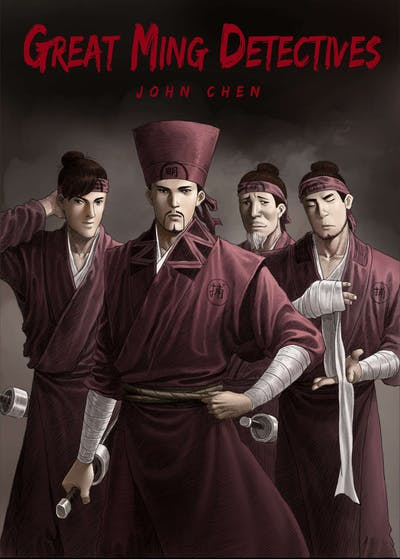 Great Ming Detectives Chapter 1 to Chapter 24
