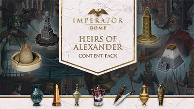 Imperator: Rome - Heirs of Alexander Content Pack - DLC