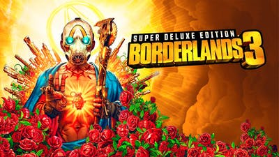 Borderlands 3 Super Deluxe Edition PC Digital