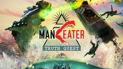 Maneater: Truth Quest - DLC