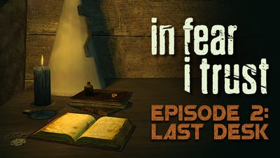 In Fear I Trust - Episode 2 - DLC
