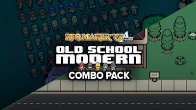 RPG Maker VX Ace: Old School Modern Combo Pack | Steam Game