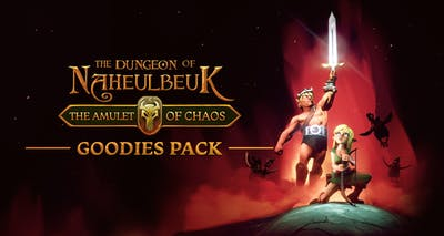 The Dungeon Of Naheulbeuk: The Amulet Of Chaos - Goodies Pack