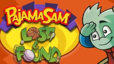 Pajama Sam's Lost & Found