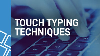 Touch Typing Techniques
