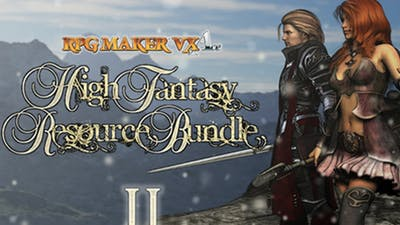 RPG Maker VX Ace: High Fantasy DLC Complete Pack | Steam Game Bundle