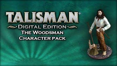 Talisman Character - Woodsman