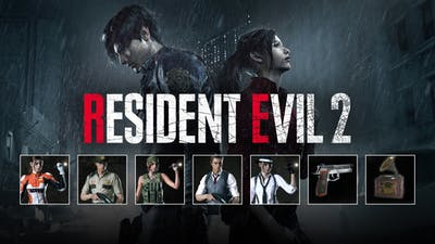 RESIDENT EVIL 2 / BIOHAZARD RE:2 - Extra DLC Pack