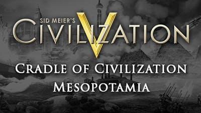 Civilization V: Cradle of Civilization - Mesopotamia DLC