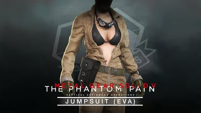 METAL GEAR SOLID V: THE PHANTOM PAIN - Jumpsuit (EVA) - DLC