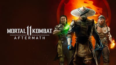 Mortal Kombat 11: Aftermath - DLC