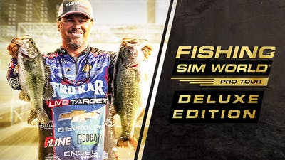 Fishing Sim World Pro Tour - Deluxe Edition