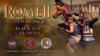 Total War: ROME II -  Black Sea Colonies Culture Pack DLC