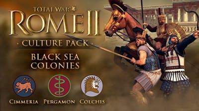 Total War: ROME II -  Black Sea Colonies Culture Pack DLC