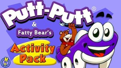 Putt-Putt® and Fatty Bear's Activity Pack