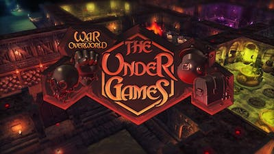 War for the Overworld - The Under Games Expansion DLC
