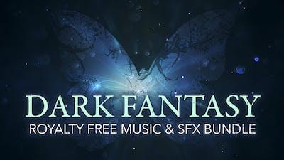 Dark Fantasy Royalty Free Music & SFX Bundle