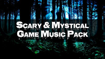 Scary and Mystical Music Pack