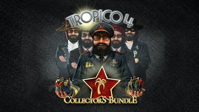 Tropico 4: Collectors Bundle