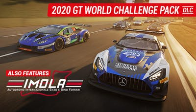 Assetto Corsa Competizione - 2020 GT World Challenge Pack - DLC