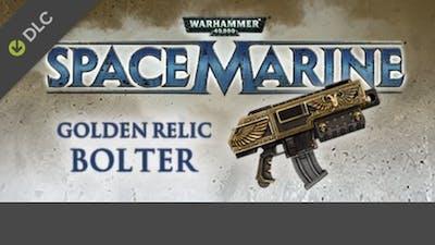Warhammer 40,000: Space Marine - Golden Relic Bolter DLC