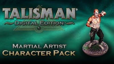 Talisman - Character Pack #14 - Martial Artist - DLC